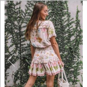 Spell & The Gypsy Collective Dresses - Spell & the Gypsy Wild Bloom Playdress